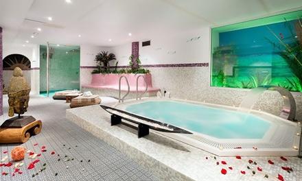 Spa semiprivado para 2 personas con opción a masaje en Spa Hotel Playa Real
