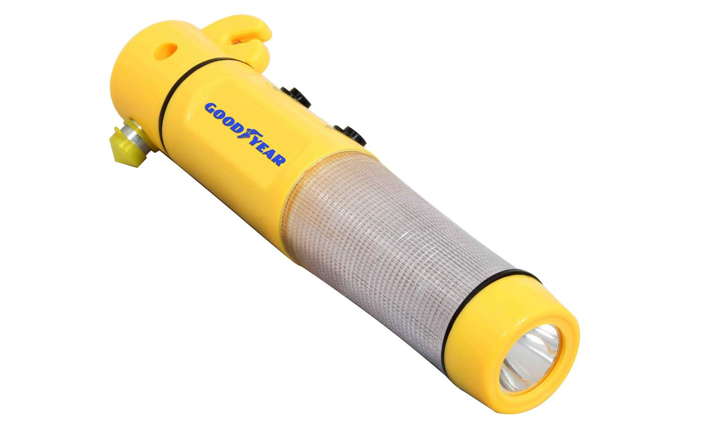 One or Two Goodyear Emergency Beacons