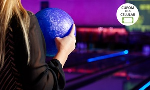 Bowl Club Boliche, Entretenimento, Restaurante e Eventos: Bowl Club Boliche, Entretenimento, Restaurante e Eventos – Itajaí: 1 hora de boliche para até 6