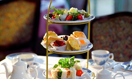 Afternoon Tea with Bubbles for Two or Four at Rookery Manor