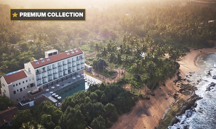 Sri Lanka: 5 or 8 Nights in Deluxe Room for Two People with Breakfast, Dinner, Wine and Transfers at 5* The Habitat