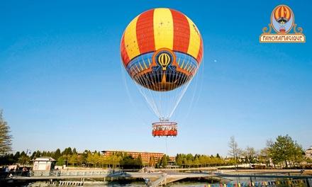 1 ou 2 places enfants et/ou adultes dès 4,50 € pour le ballon PanoraMagique de Disney® Village