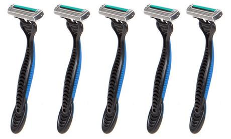 Set de 5 maquinillas de afeitar Xtra Sharp Ultra Glide 3 Oferta en Groupon