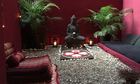 Ritual o masaje de 60 o 75 minutos a elegir desde 24,95 € en Wa Lam Holistic Health Institute