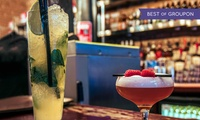 Four Cocktails for Two at Bread and Butter Glasgow (Up to 50% Off)