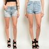 Women's Junior Denim Shorts