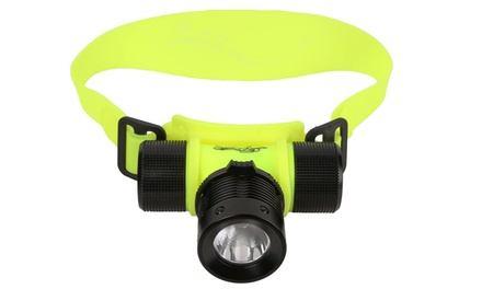 800-Lumen Waterproof Headlight