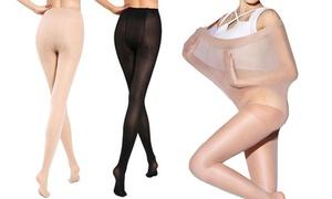 1, 2, 4 of 6 scheurbestendige panty  s voor dames