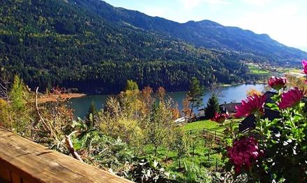 Trentino: soggiorno da 1 a 7 notti per 2 persone in camera Standard doppia con mezza pensione al Maso La Vecchia Quercia