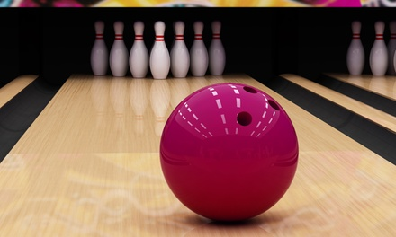 Ten-Pin Bowling: 1 ($7), 2 ($14), 6 ($42), 7 ($49), 8 ($56), 9 ($63) or 10 People ($70) at Bowlarama (Up to $150 Value)