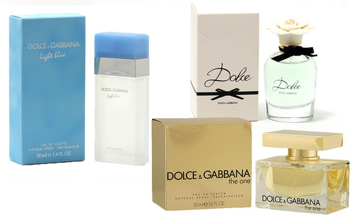 Best of Dolce & Gabbana Fragrances for Women or Men
