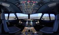 60 oder 90 Min. Airbus-A320-Simulatorflug inkl. 15 Min. Einweisung bei SFM Flug (50% sparen*)