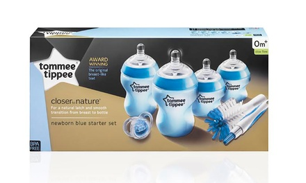 Tommee Tippee Closer to Nature Starter Set