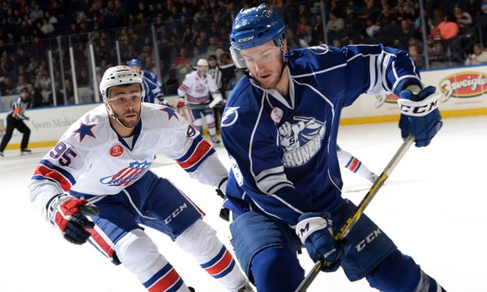 Rochester Americans - Blue Cross Arena: Rochester Americans Hockey Game on April 1, 8, or 15