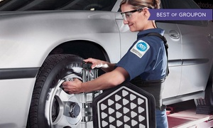 Sears Auto Center – Up to 44% Off Tire Services at Sears Auto Center , plus 9.0% Cash Back from Ebates.