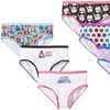 Star Wars Girls' Hipster Panties (7-Pack)