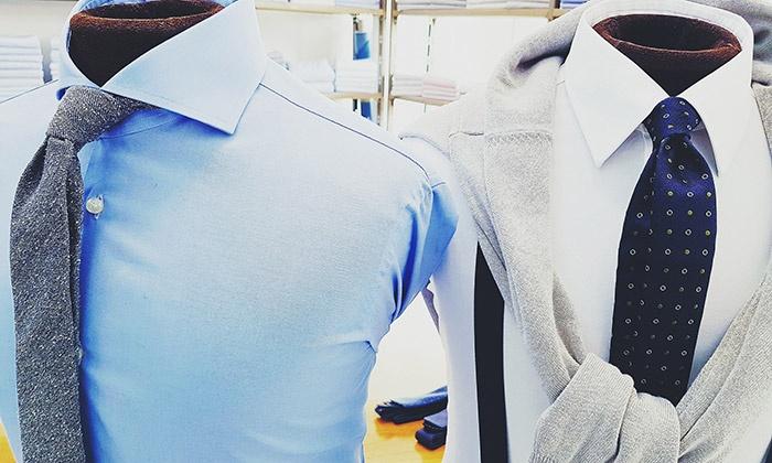 new product 37ddc 830b8 Camicie Su Misura Filippo Buso