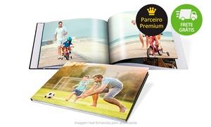 Uniko: Uniko: Photobook Luxo grande ou A3 com 46 páginas