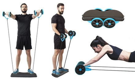 One or Two 40-in-1 Resistance Machines