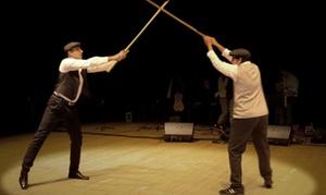 Bastone Siciliano : 10 o 20 lezioni di bastone siciliano (sconto fino a 85%)