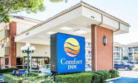 Stay at Comfort Inn Near Pasadena Civic Auditorium in California. Dates into April.
