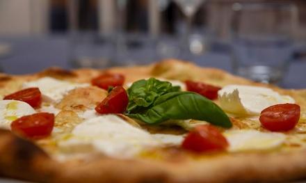 Menu di terra o mare più pizza a 26,90euro