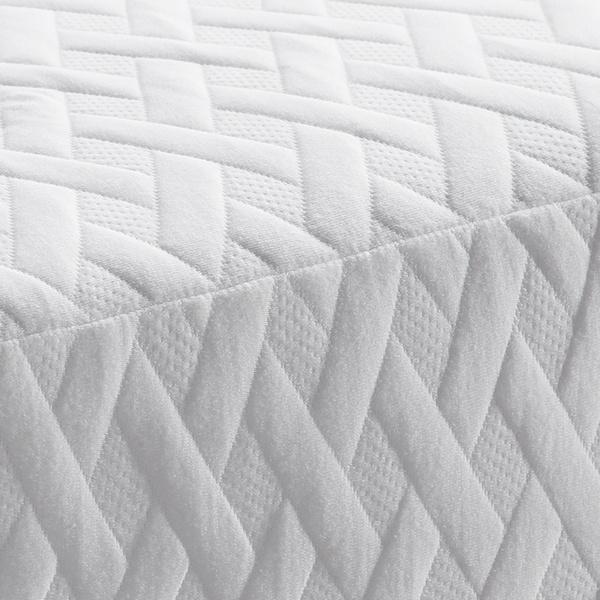 Medium Plush Firm LUCID Comfort Collection 10 inch Gel Memory Foam Mattress