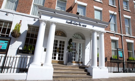 Liverpool: Up to 3 Nights for Two with Breakfast and Bottle of Wine at Hallmark Inn Liverpool