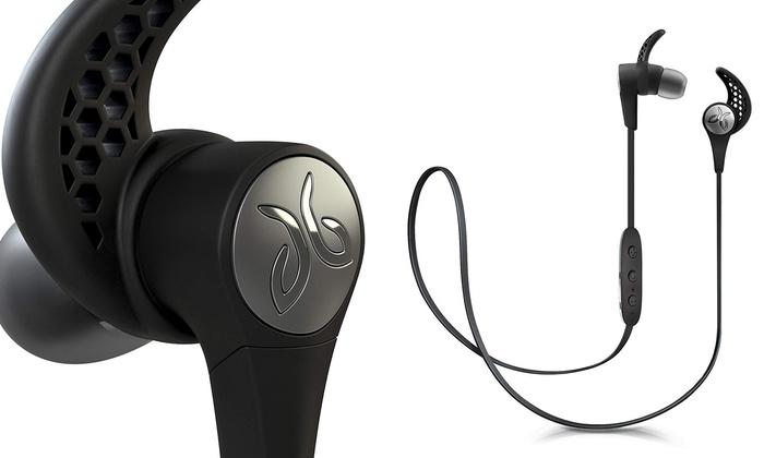 Jaybird X3 Sport Water Resistant Bluetooth Earbuds Refurbished Groupon