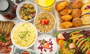 Ajo Restaurant: Brunch für 2 oder 4 Personen inkl. 1 Glas Prosecco oder frischem Orangensaft im Ajo Restaurant (bis zu 50% sparen*)