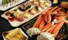 50% Off All-You-Can-Eat Dinner at Kikoo Sushi