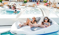 30- or 60-Minute Watercraft Hire for Two on a Weekday or Weekend at Deep Blue Sea Diving at Dubai Golf Creek Club