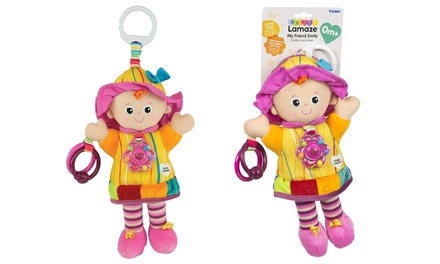 Lamaze Emily ClipOn Pram Toy