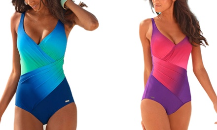 Womens Ombre Swimsuit