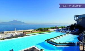 Spamarine: Percorso Spa per 2 persone con accesso spiaggia e piscina al centro benessere Spamarine (sconto fino a 54%)