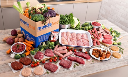 Muscle Food Build Your Own Lean Meat Bundle