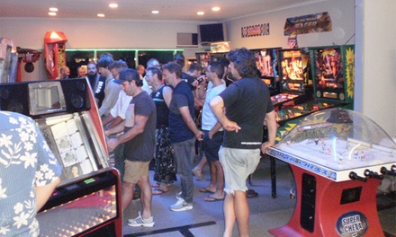 $12 for ThreeHour Access to Gaming Arcade at Amusement Worx Up to $25 Value