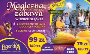 Legendia: bilet rodzinne i sezonowe