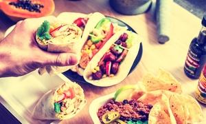 Mex Y Co: Ontdek de Burrito- et Margaritaformule voor 1 tot 8 personen vanaf € 7,99