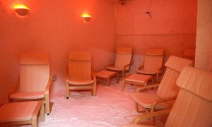 Salt Escape: Salt Room Therapy – One ($14), Three ($39) or Five Sessions ($59) at Salt Escape, Carina (Up to $175 Value)