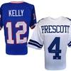 NFL Stars Past & Present Autographed Custom Football Jersey