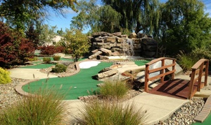 Up to 42% Off Mini Golfing at Chip's Clubhouse  at Chip's Clubhouse, plus 6.0% Cash Back from Ebates.
