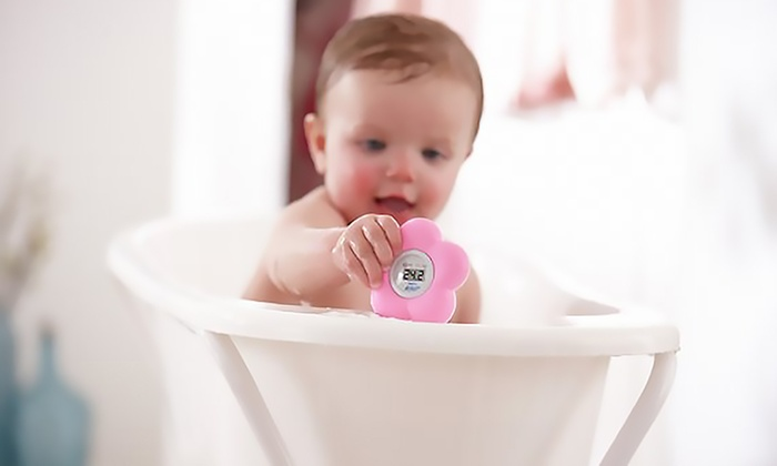 Philips Avent Baby Bath and Bedroom Flower Thermometer for £16