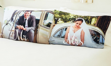 Personalized Standard Pillowcase From Collage.com (Up to 83% Off)