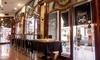 Restaurante Rayal - Madrid: Menú con entrante, principal, postre y botella de vino para 2 o 4 desde 29,95 € en Restaurante Rayal