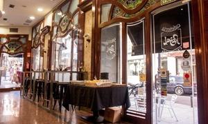 Restaurante Rayal: Menú con entrante, principal, postre y botella de vino para 2 o 4 desde 29,95 € en Restaurante Rayal