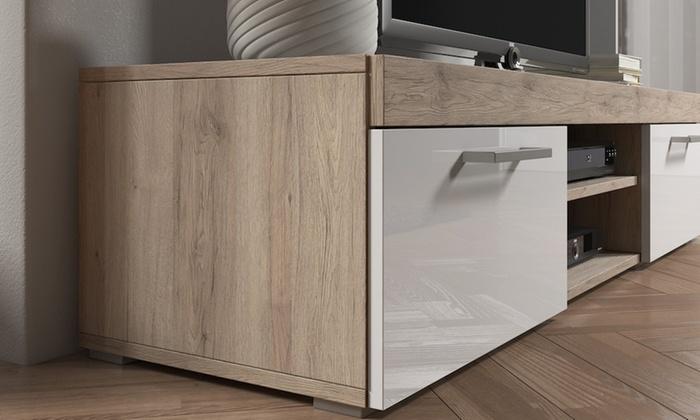 mambo tv m bel groupon goods. Black Bedroom Furniture Sets. Home Design Ideas