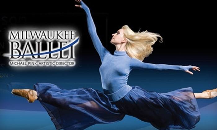 "Milwaukee Ballet - Juneau Town: $25 for One Ticket to ""Esmeralda"" Performed by Milwaukee Ballet on Thursday, October 28 ($59 Value)"