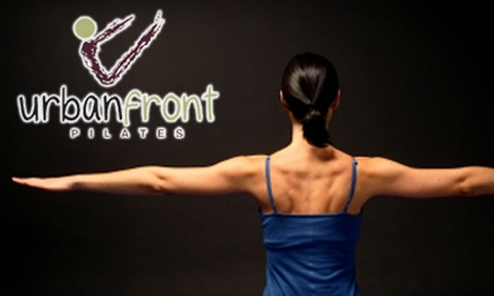 Urbanfront Pilates - Center City West: $30 for Two Pilates-Mat Classes and Two Xtend Barre Classes at Urbanfront Pilates