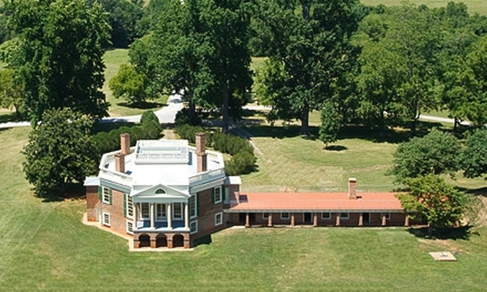 Thomas Jefferson's Poplar Forest - Roanoke: $20 for a Scholar's Society Family Membership to Thomas Jefferson's Poplar Forest in Forest ($40 Value)